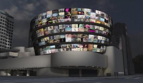 OBR: Guggenheimovo muzeum v New Yorku