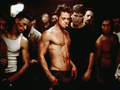 FOTO: Klub rváčů je nejznámějším dílem Davida Finchera