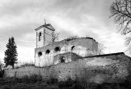 foto: kostel v Prachové