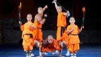 Vystoupení mnichů Shaolin Kung Fu