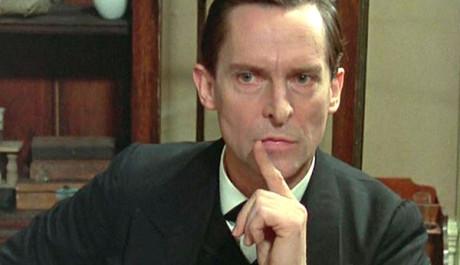 Jeremy Brett jako Sherlock Holmes