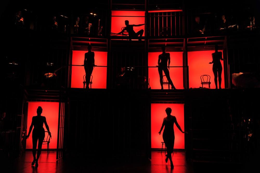 FOTO: Muzikál Chiago v Městském divadle Brno