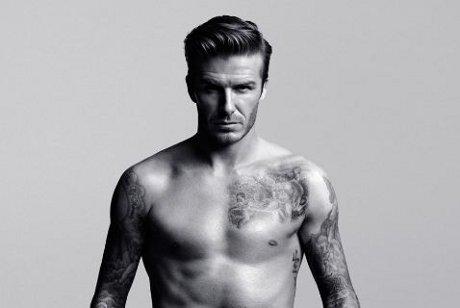 FOTO: David Beckham