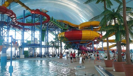 FOTO: Aquapark Fallsview