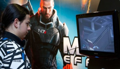 FOTO: Mass Effect na FanCity 2011