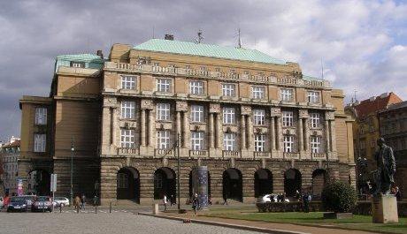 FOTO: Kantůrková vystudovala filozofii a historii na Filozofické fakultě Karlovy Univerzity Zdroj: wikipedia.org