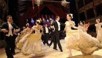 FOTO: Ples před oponou