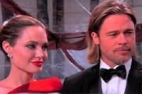 FOTO: Zlate globy - Angelina Jolie, Brad Pitt