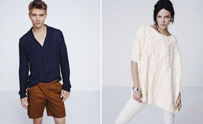 FOTO: H&M jaro/léto 2012