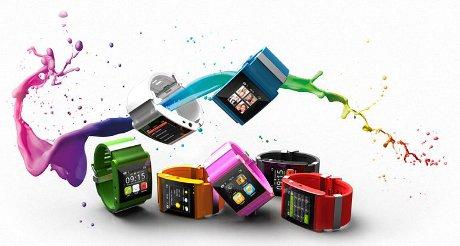 FOTO: Inteligentní hodinky I'm Watch