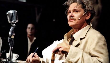 Foto: inscenace Leoš v divadle Husa na provázku