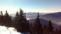 FOTO: Lysá Hora v Beskydech