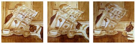OBR: Zloděj muffinů