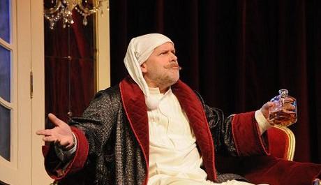 FOTO: Josef Vrána v operetě
