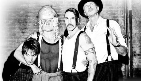 Red Hot Chili Peppers u nás posledně hráli vloni Zdroj: pořadatel pražského koncertu