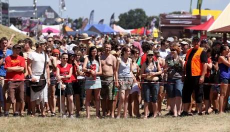FOTO: Návštěvníci letních hudebních festivalů