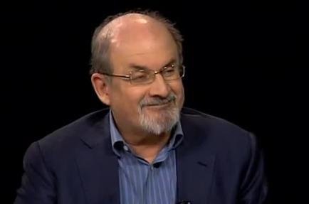 FOTO: Jestli Salman Rushdie na festivalu vystoupí zůstává otázkou