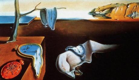 FOTO: Salvador Dalí - Stálost paměti