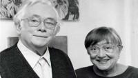 OBR: Josef Škvorecký s manželkou Zdenou Salivarovou