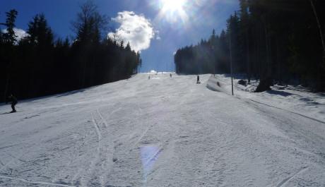 FOTO: sníh na horách