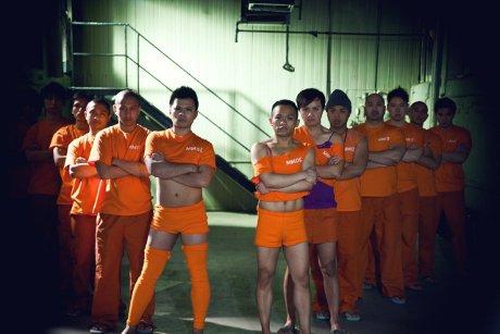 FOTO: Muzikál Prison Dancer, filipínská věznice