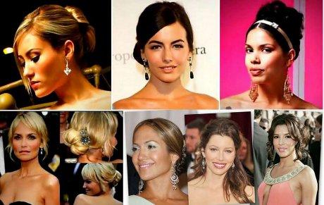 Účesy na ples 2012: Podívejte se, s čím letos zabodujete