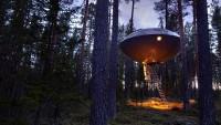 FOTO: ufo hotel