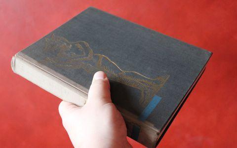 FOTO: Vrácení knihy do knihovny