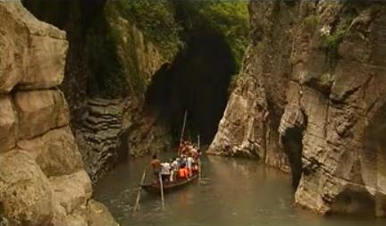 FOTO: Vodní cesta po řece Yang tse