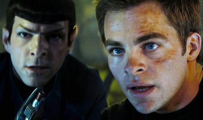 FOTO: Slavná dvojice hrdinů opět v akci: Spock a kapitán Kirk