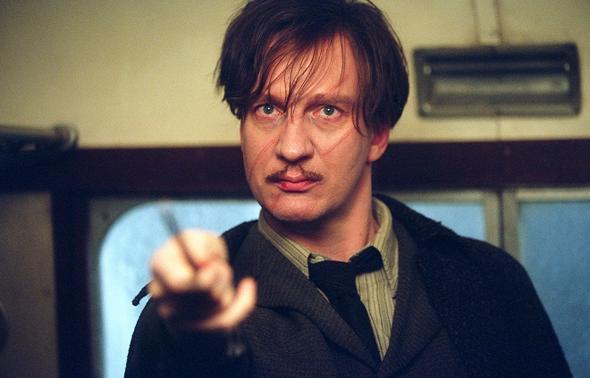 FOTO:David Thewlis jako Remus Lupin
