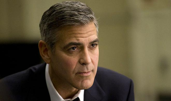 FOTO: George Clooney ve filmu Den zrady