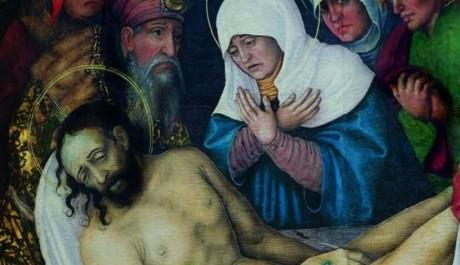 OBR: Hans Hesse Kladení do hrobu 1522
