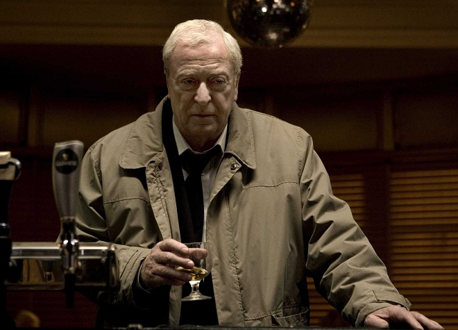 FOTO:Michael Caine ve filmu Harry Brown