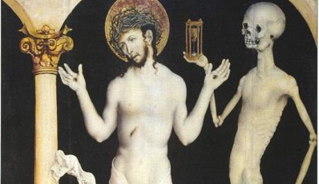 OBR: Mistr IW - Votivní obraz ze Šopky, 1530