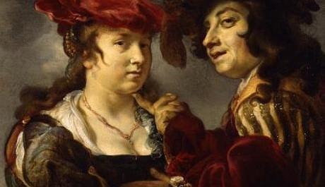 OBR: Mladý pár