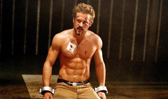 FOTO: Ryan Reynolds ve filmu Blade: Trinity