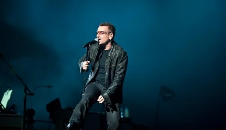 Bono Vox se stane nejbohatší rockovou hvězdou Zdroj: u2.com