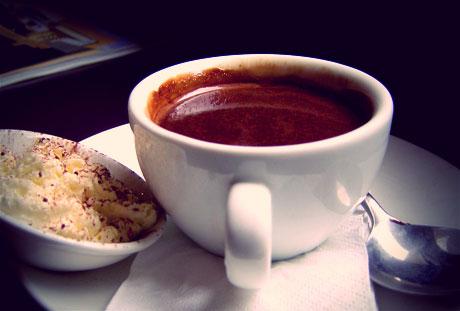 FOTO: Horká čokoláda