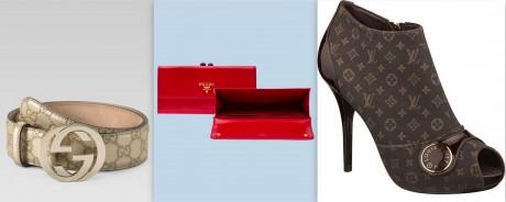 FOTO: Pásek, peněženka a boty od světových značek