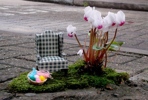FOTO: babiččino pletení