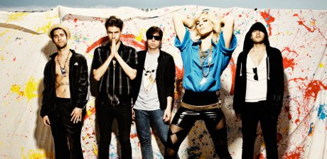 FOTO: The Sounds