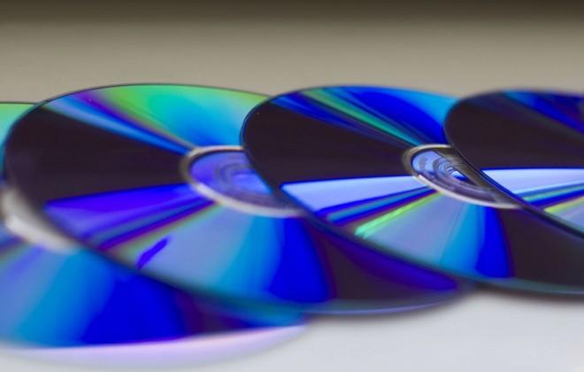 FOTO: Kompaktní disky