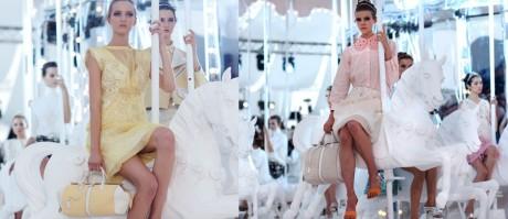 FOTO: Louis Vuitton, kolekce jaro/léto 2012