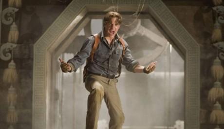 Brendan Fraser v Mumii