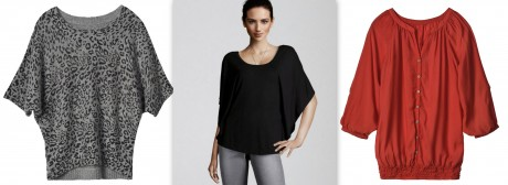 FOTO: oversized oblečení
