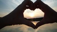 FOTO: valentýnské srdce