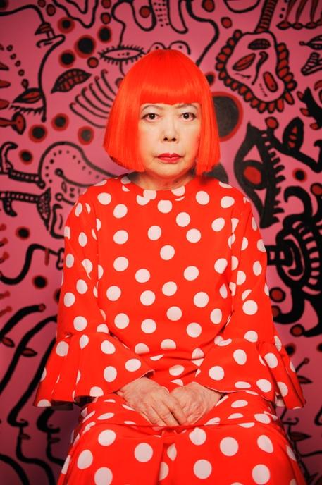 FOTO: yayoi-kusama-2011