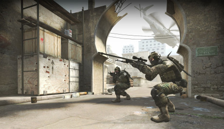 SCREENSHOT: CS Global Offensive