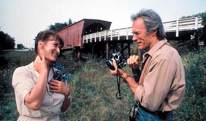 FOTO: Clint Eastwood a Meryl Streep - Madisonské mosty